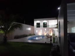 Belíssima casa no Cond. Ponta Negra II
