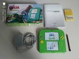 Nintendo 2DS Zelda comprar usado  Eusébio