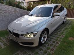BMW 320 2015 Novíssima! - 2015