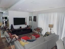 Apartamento para venda de 3 quartos com 2 vagas de garagem Centro Fpolis