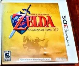 Jogo De Videogame The Legend Of Zelda Ocarina Of Time Para Nintendo 3DS Original comprar usado  Campos Dos Goytacazes