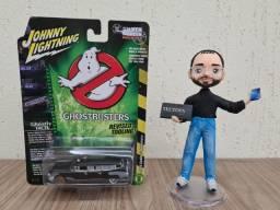Ecto Project Ghostbuster Ambulance 1:64 Johnny Lightning