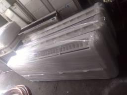 Ar Condicionado modelo piso teto split com capacidade de 60.000 btus