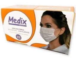 Máscara Cirúrgica Tripla Proteção