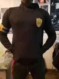 Moleton mistubishi tricot nação capuz (G)