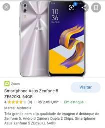 Vendo Asus ZenFone 5