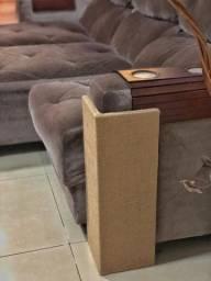 Protetor de sofá´com arranhador para gatos