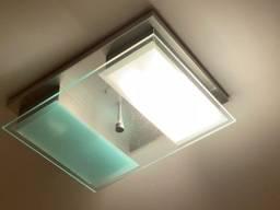 Vendo lindo Plafon lustre de 2  lâmpadas!