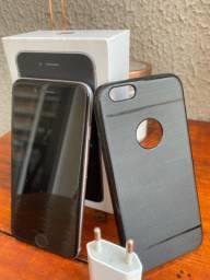 Iphone 6 32g + caixa usb + capinha protetora