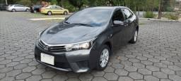Corolla 2016 GLI 1.8 Automático 7 Marchas Rodas Consigo Financiamento Bairro Ilha Gov