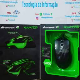 Mouse Gamer Fortrek Reaptor OM-801