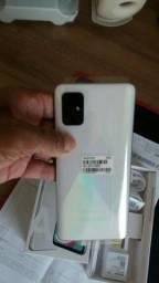 Samsung a51 zero lacrado 128G *