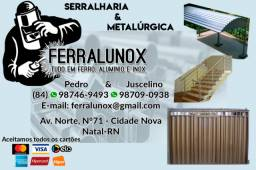 Serralharia e Metalúrgica Ferralunox