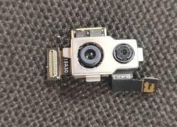 Camera traseira moto G7 Plus