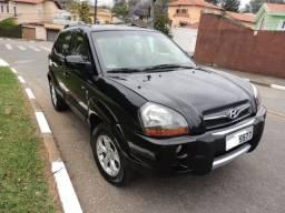 Hyundai Tucson GLS 2.7 180 CV 4x4 2007 Blindada