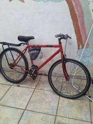 Bicicleta + peças *Leia*