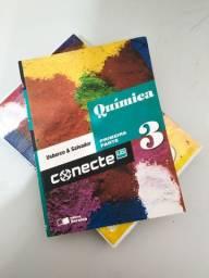 Livro de química Conecte