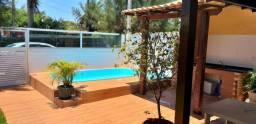 Casa de Praia - Carnaval + Piscina (12x) - Cabo Frio - Verão Vermelho