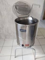 Título do anúncio: Fritadeira Elétrica  (água e sal)