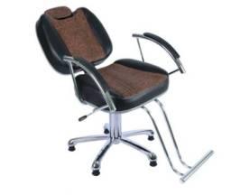 Título do anúncio: Cadeira De Cabeleireiro Barbeiro Reclinável Hidráulic.