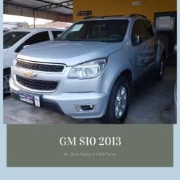 Gm S10 Ltz 2.4 2013 Alc/Gasol/gas