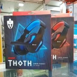 Título do anúncio: Fone Gamer / Headset Gamer Evolut Thoth