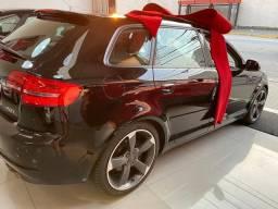 Título do anúncio: Audi a3 sportback 2.0 T automático s-tronic
