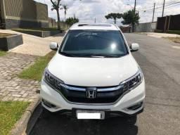 Honda CR-V EXL 2.0 16V 4WD Flexone Aut. - Branca