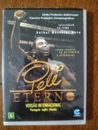 DVD Pelé Eterno Versão Internacional (PT, EN, GER)