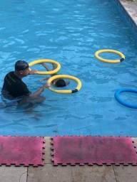 Título do anúncio: Aulas de natação