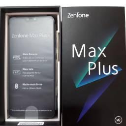 Celular Asus Max Plus M2 - 32 GB Semi Novo na Caixa com Película