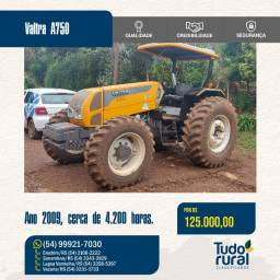 Título do anúncio: Trator Valtra/A750/2009