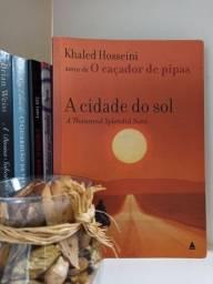 """Livro """"A Cidade do Sol"""""""