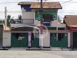 Sobrado com 4 dormitórios à venda, 165 m² por R$ 550.000 - Parque São Luis - Cubatão/SP