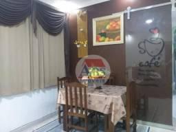 Casa com 3 dormitórios à venda, 84 m² por R$ 310.000,00 - Jardim Casqueiro - Cubatão/SP