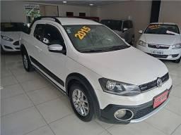 Volkswagen Saveiro 1.6 Cross C.Dupla Flex 2015!!!
