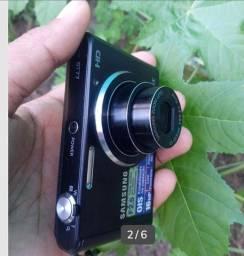 Inventou a câmera digital Samsung  E um aparelho