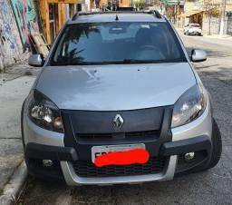 Título do anúncio: Sandero Stepway 1.6 16v Flex 4p Manual - Renault