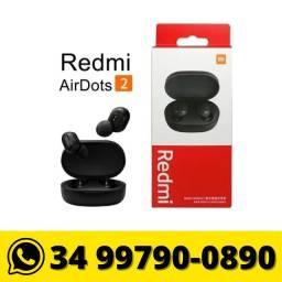 Fone Bluetooth Redmi AirDots 2 Original Xiaomi
