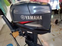 Motor de popa 25hp yamaha ano 2012 por motor de menor valor ou barco fluvimar