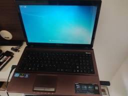 Título do anúncio: Notebook Asus i5