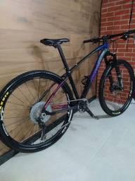 Título do anúncio: Bike RAVA STORM 17 Seminovissima