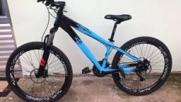 Título do anúncio: Bicicleta Gios Semi nova