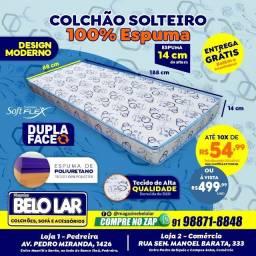 Título do anúncio: Colchão Solteiro De Espuma, Compre no zap *