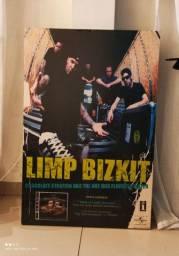Poster Limp Bizkit - Chocolate Starfish - Rarissimo