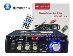 Título do anúncio: Amplificador de audio