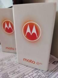 Título do anúncio: Motorola E6s lacrado com nota fiscal