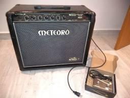 Título do anúncio: Amplificador / Cubo Guitarra Meteoro 100GS