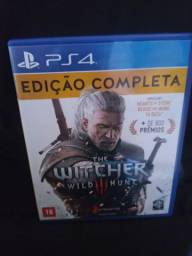 The Witcher 3 Wild Hunter: Edição Completa  Ps4