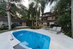Casa com 3 dormitórios para alugar, 600 m² por R$ 15.000,00/mês - Pedra Redonda - Porto Al